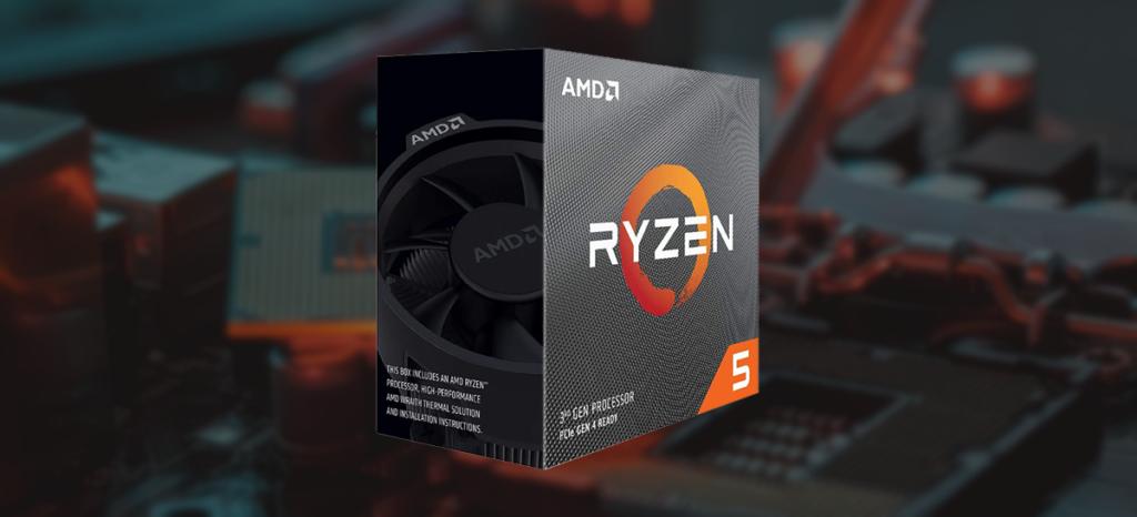 Processore AMD Ryzen 5 3600
