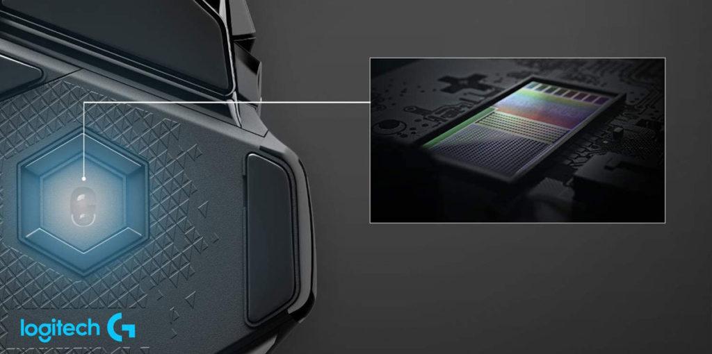 sensore ottico Logitech G502 Hero